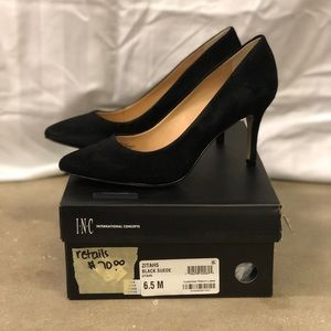 This is for a new store display size 6.5 INC heels